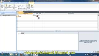 VB .NET Database tutorials in tamil  1   how to create a database in MS Access