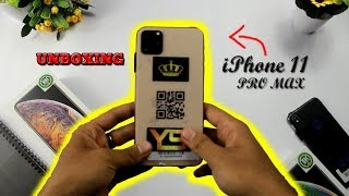 UNBOXING BENERAN IPHONE 11/ XI HDC INDONESIA