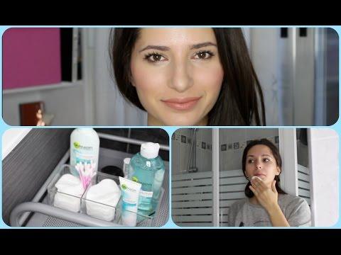 Morning Routine + Daily Makeup - Review Garnier