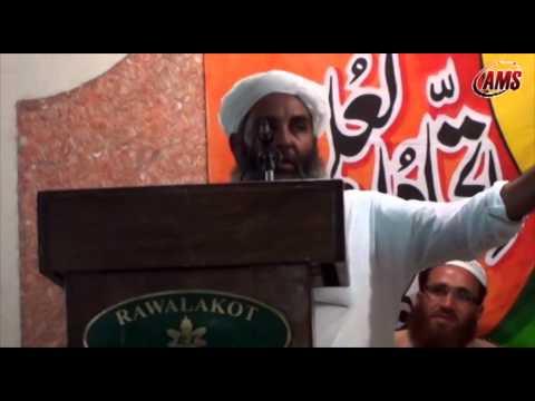 Khidmat Imam E Azam (r.a), Molana Ilyas Ghuman, Kashmir, May 2012 video