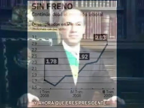 cancion a felipe calderon.wmv