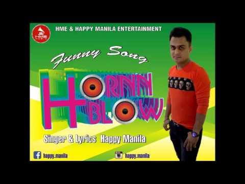 Hornn Blow Funny Song Happy Manila | Funny Punjabi Songs 2016 | Latest Punjabi Songs thumbnail