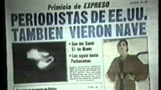 Sixto Paz Wells - Contacto Extraterrestre - Bs As (Arg) - 12 Junio 1993