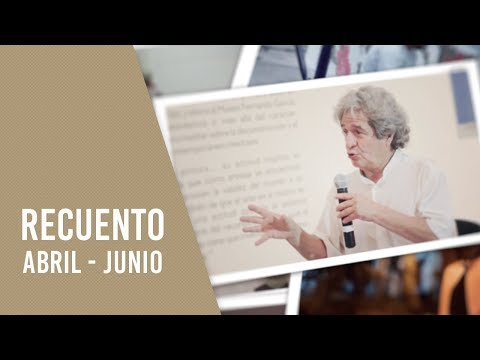 Video Recuento Abril - Junio 2017 | LHCM