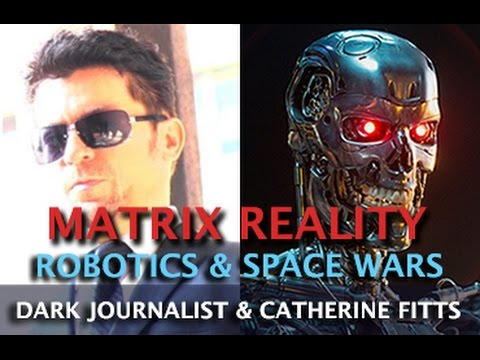 CATHERINE AUSTIN FITTS - MATRIX REALITY & GLOBAL CONTROL GRID - DARK JOURNALIST