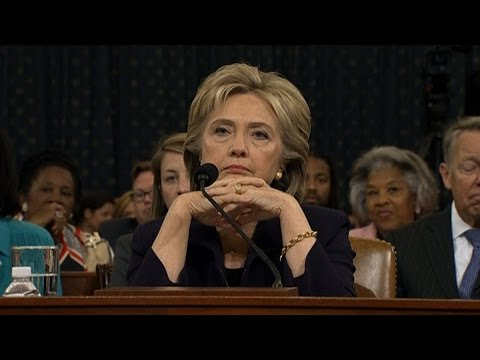 Ignoring U.S. Destabilization of Libya, GOP Benghazi Hearing Asks Clinton All the Wrong Questions