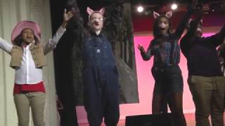 """Shrek the Musical Jr."" at Baldwin Arts and Academics Middle Magnet"