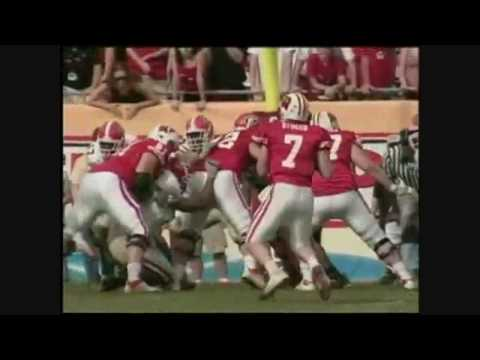 Georgia Bulldogs Football (Never Forget) Video