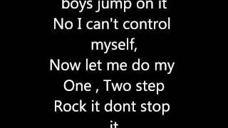 Ciara One Two Step