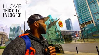 "Welcome to WARSAW, POLAND!!!    Vlog 131    ""One of my favorite cities in the world!!!"""