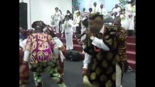 AFRICAN MEGA GOSPEL PRAISE - FESTIVAL OF SONGS AND CULTURE.