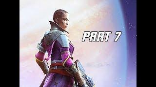 DESTINY 2 Walkthrough Part 7 - IKORA REY (PS4 Let's Play Commentary)