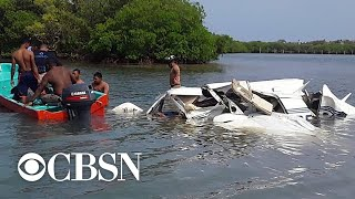 4 Americans killed in plane crash in Honduras