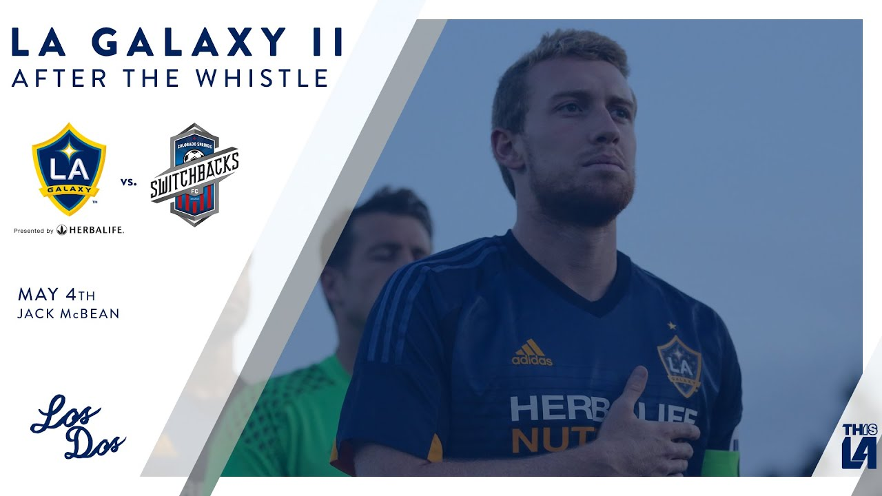 """Jack McBean on Switchbacks win: """"We came out with a lot of energy"""" 