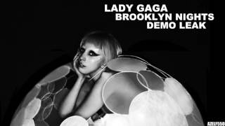 Watch Lady Gaga Brooklyn Nights video