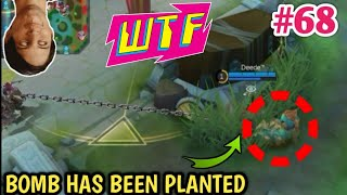 WTF Mobile Legends 300 IQ Funny Moments Episode 68 | Franco and Diggie Combo 300 IQ