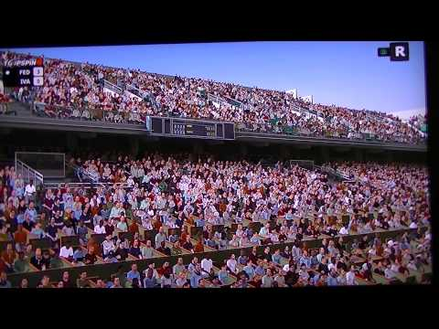 Top Spin 4 Game Play - Roger Federer 2012 - HQ* Rafael Nadal