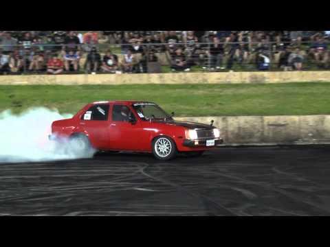 Badass Burnouts 2014 - Very Sixy video