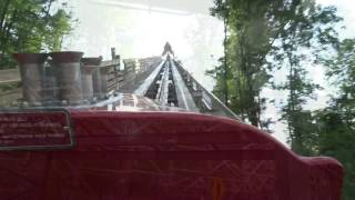 Lightning Rod Dollywood Opening day footage & POV 1080p HD