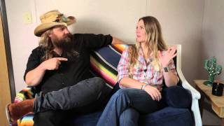 Download Lagu An Interview w/ Chris & Morgane Stapleton Gratis STAFABAND