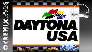 "Daytona USA OC ReMix by Palpable & Diodes: ""Plastik Skies"" [Sky High] (#3726)"