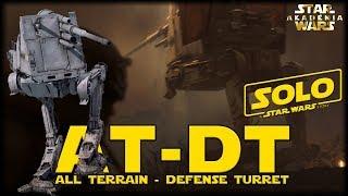 AT-DT lépegető - SOLO: Egy Star Wars történet... | Star Wars Akadémia