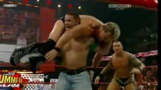 RANDY ORTON RKO!!!