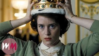 "Top 10 Shocking ""The Crown"" Moments (Season 1)"