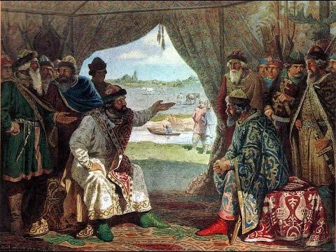 Киевская Русь - это древняя Болгария