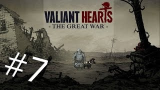 Valiant Hearts: The Great War (#7) - ТАНК = ВЕСЕЛЬЕ