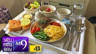 [M9] #13: Bay hạng thương gia Singapore Airlines, ở Intercontinental Singapore | Yêu Máy Bay
