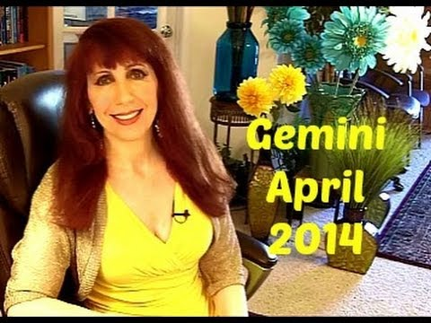 Gemini  April 2014 Astrology video
