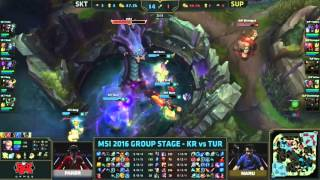 Suppermassive vs Skt Stomaged baron çalma