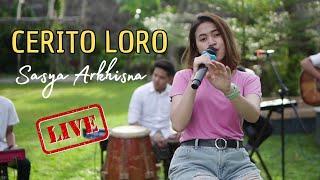 Download lagu Sasya Arkhisna - Cerito Loro (  Langit Biru Record)