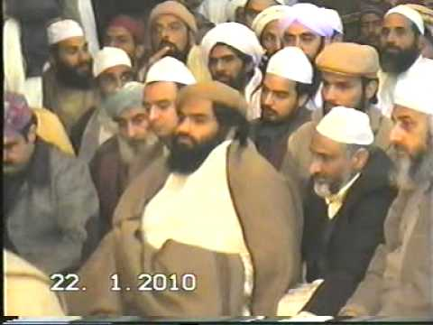 Mehfil e URSE in Tonsa Sharif 1431-2010, Part-1