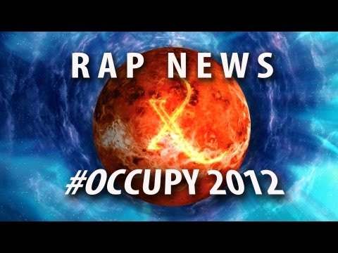 2012 - with Noam Chomsky &amp; Anonymous [RAP NEWS X]