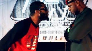 SMACK/ URL PRESENTS : JOHN JOHN DA DON VS BILL COLLECTOR | URLTV