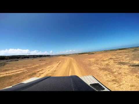 Off Road op de Vlakte van Hato