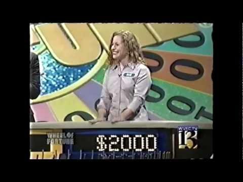 0 Sue Artz on WHEEL OF FORTUNE   Full Episode