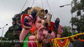 Ganesh Visarjan  2016 - Ganesh Visarjan in Hyderabad 2016 - Hyderabad Ganesh Visarjan 2016