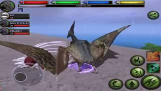 Pterodactyl, Ultimate Dinosaur Simulator, By Gluten Free Games