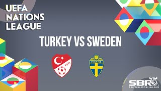 Turkey vs Sweden | UEFA Nations League | Match Predictions
