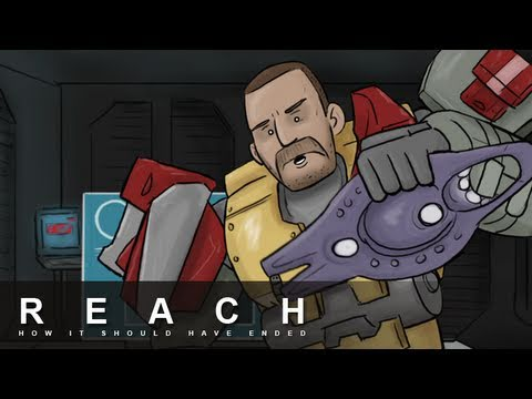 How Halo: Reach Should Have Ended