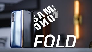 Samsung Galaxy Fold Hands-on: Amazing, But Concerning