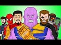 AVENGERS INFINITY WAR THE MUSICAL Animated Parody Song mp3