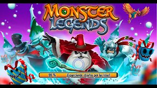 Monster Legends - Lesaki + Info - Buena Opcion :D