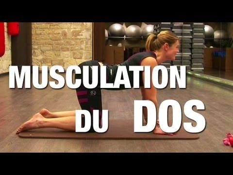 Fitness Master Class - Musculation Du Dos