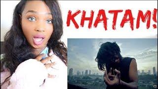 EMIWAY BANTAI-KHATAM (OFFICIAL MUSIC VIDEO) REACTION