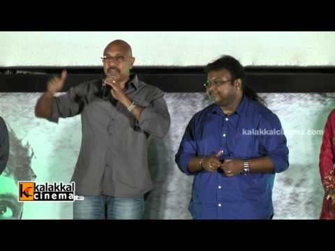 Sathyaraj at Sigaram Thodu Movie Audio Launch
