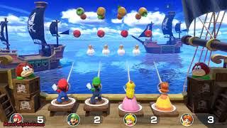 Super Mario Party Minigames   Kids Cartoon Videos